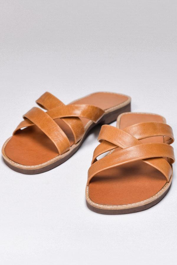Ledersandalen von Pure Shoes